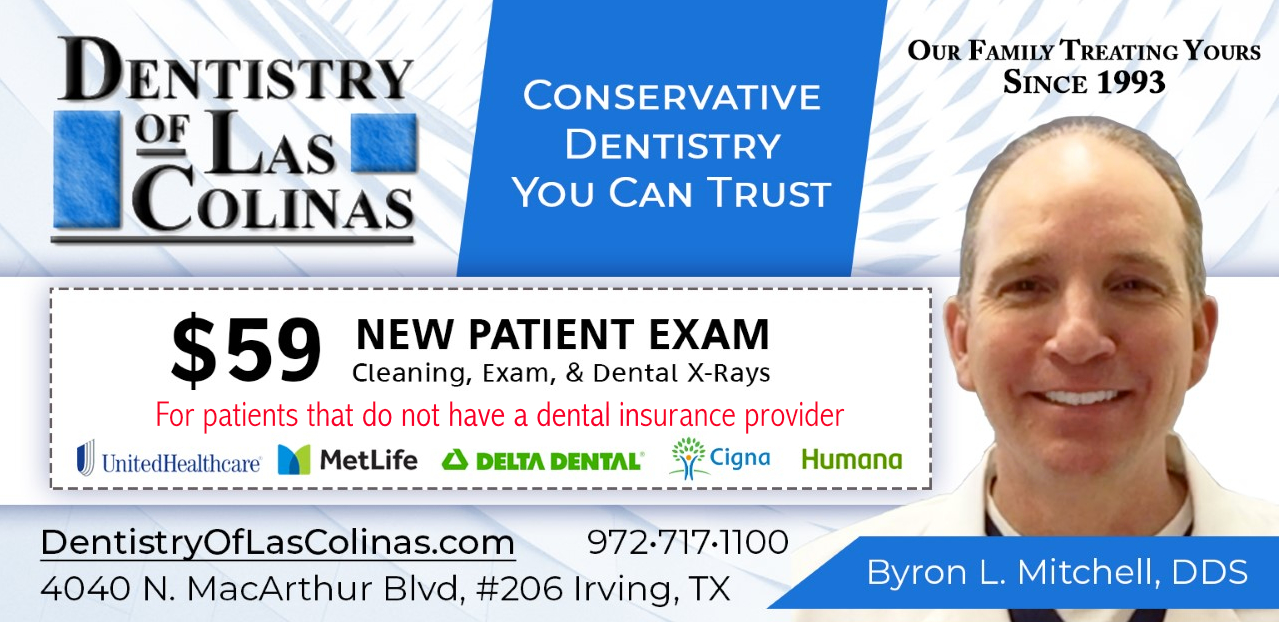 Dental Coupon Las Colinas-Irving